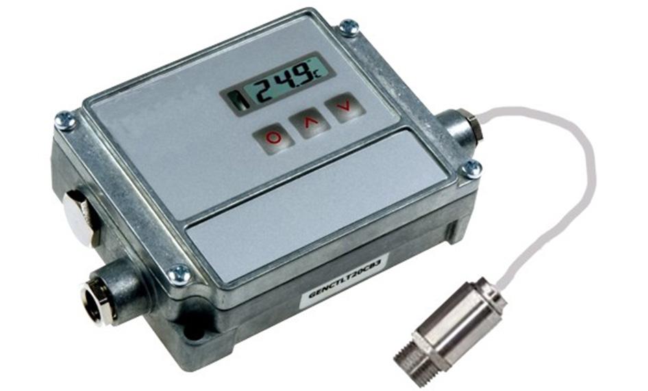 Infrared measuring device DM 201