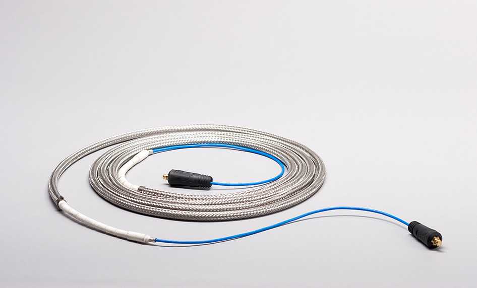 One-line-heating cables