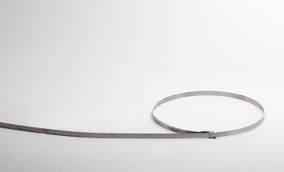 Strap band and locks