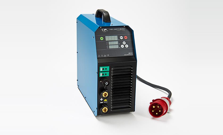 Inverter heat treatment unit WR 10.5