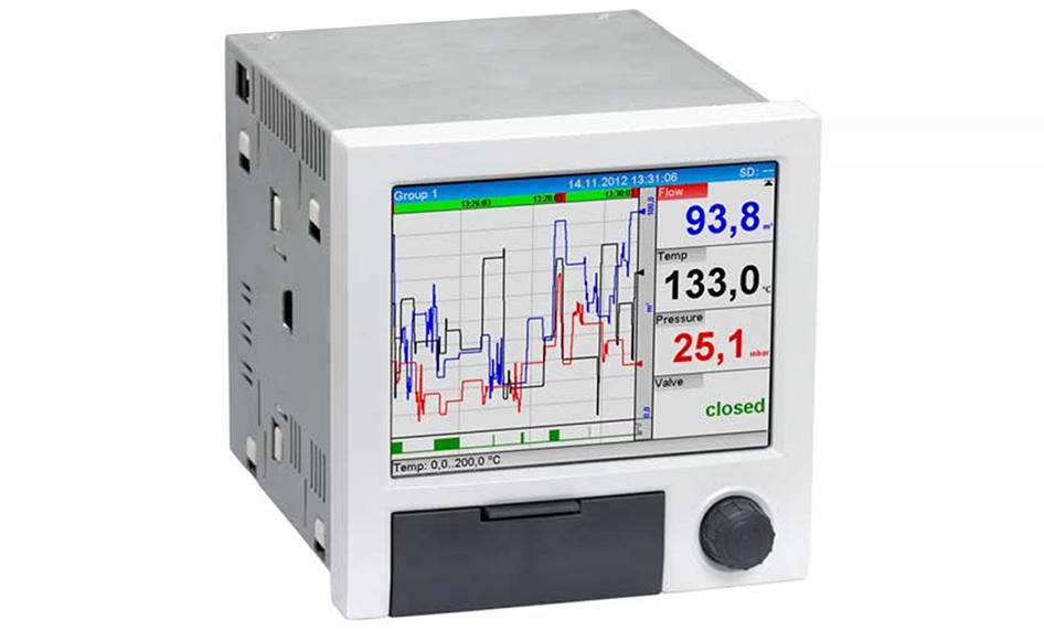 Temperature recorder models RSG 35 / RSG 40