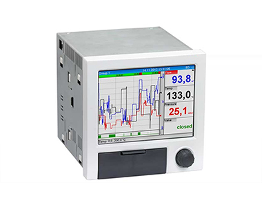 Temperature recorder models RSG 35 / RSG 40