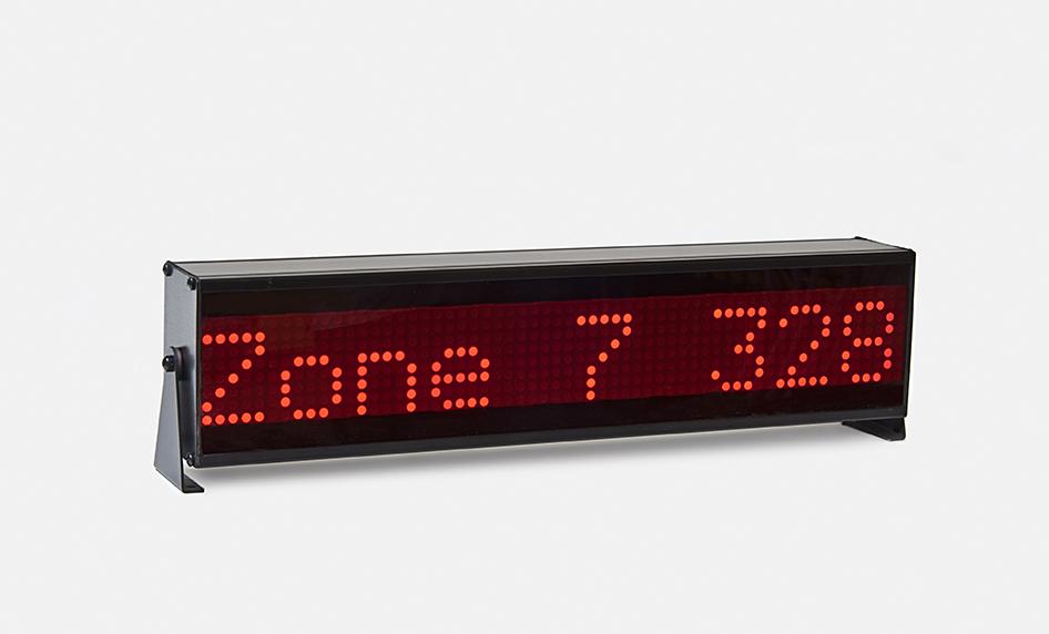 Temperature – large display