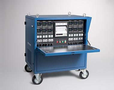 Heat treatment unit VAS series