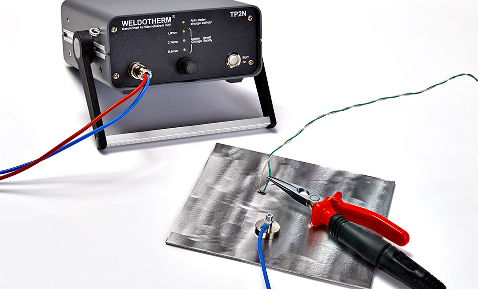 Thermocouple welding unit TP