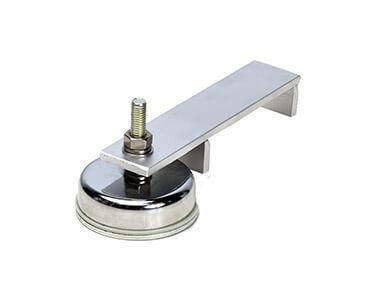 Magnet holder for inductors, single